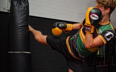 Gear Up for the Kickboxing Title